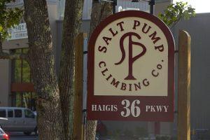 Salt Pump Climbing Co. aims to be Maine's premier climbing gym.