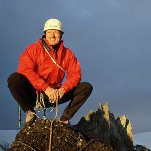 Mark Richey Salt Pump Climbing Co.