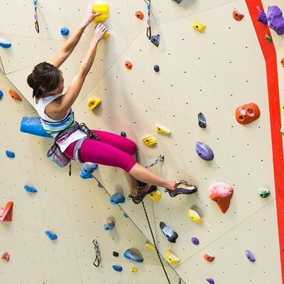 real-climbing